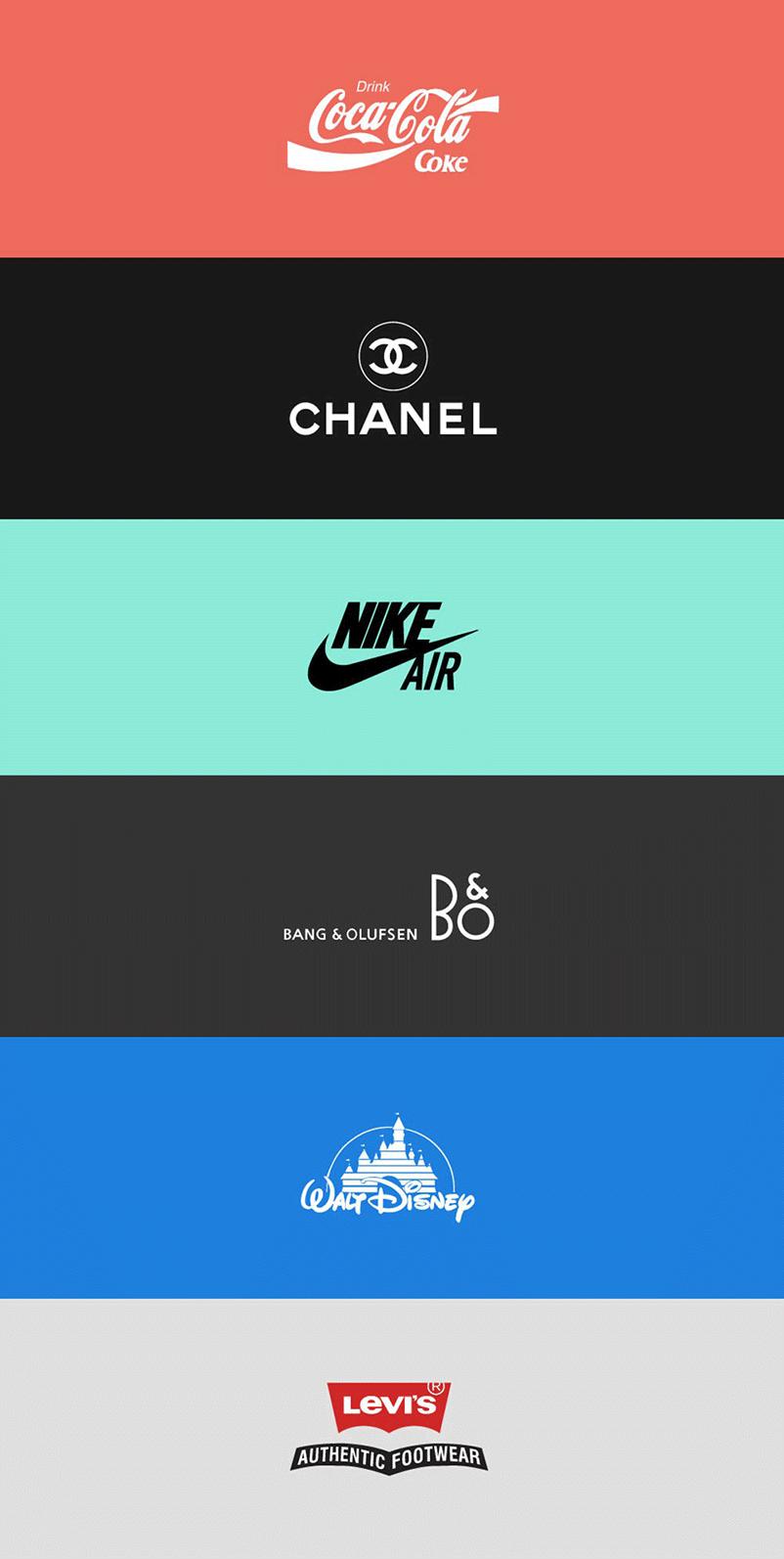 responsive logo design examples