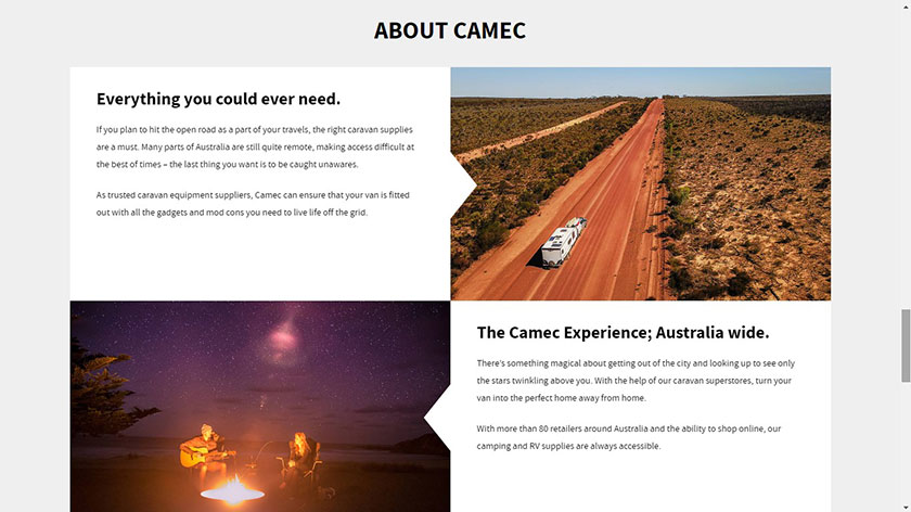 camec-website-design-zeemo-melbourne