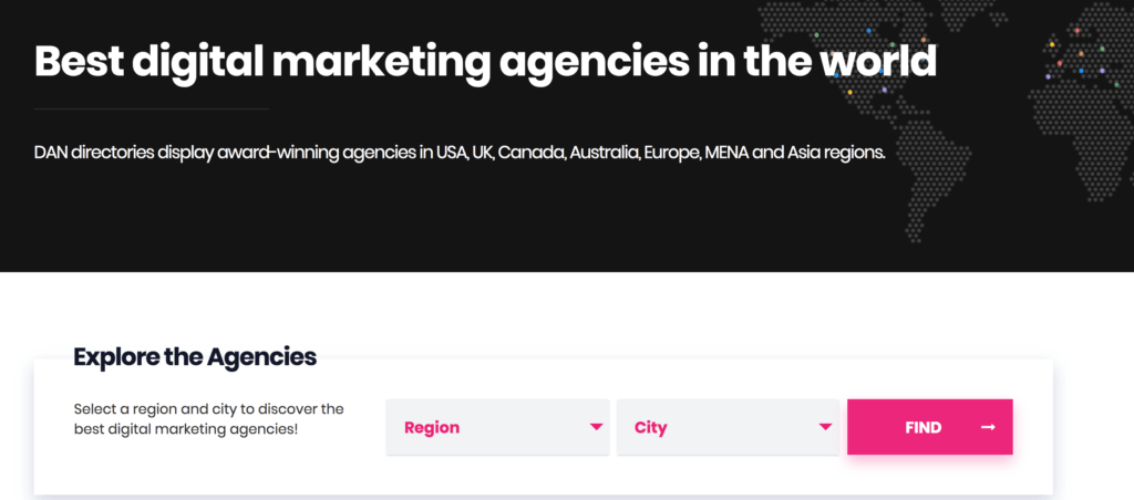 and-digital-agency-directory
