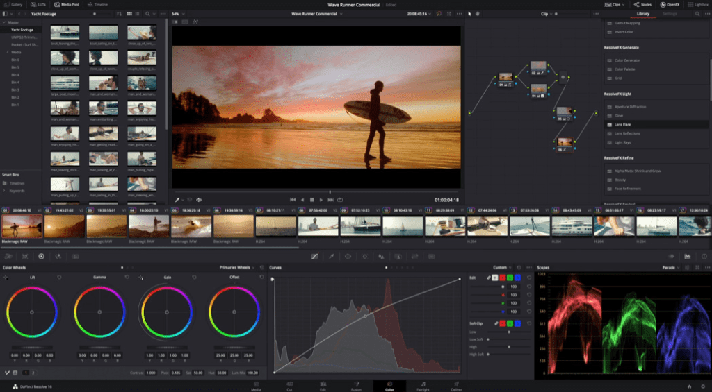 davinci-resolve-video-editing-software