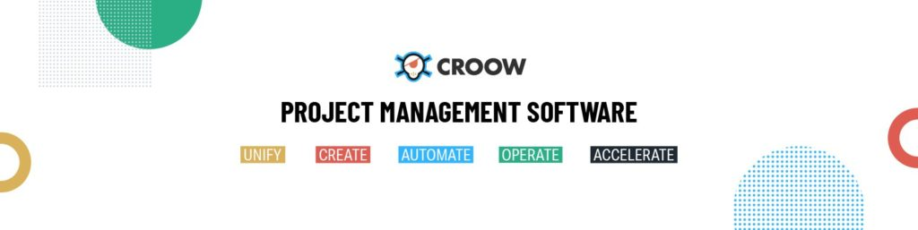 croow project management software
