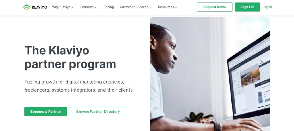 klaviyo-partner-program